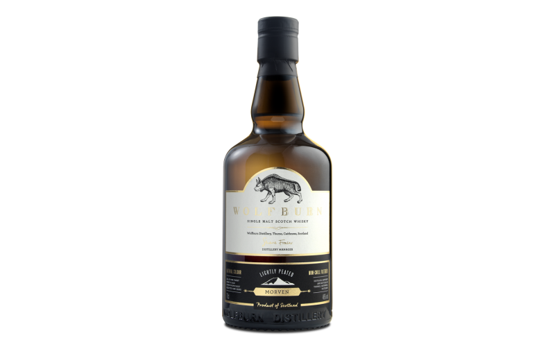 "Single Malt ""Morven"" - Lightly Peated"